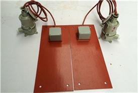 配套防水接线盒加热板