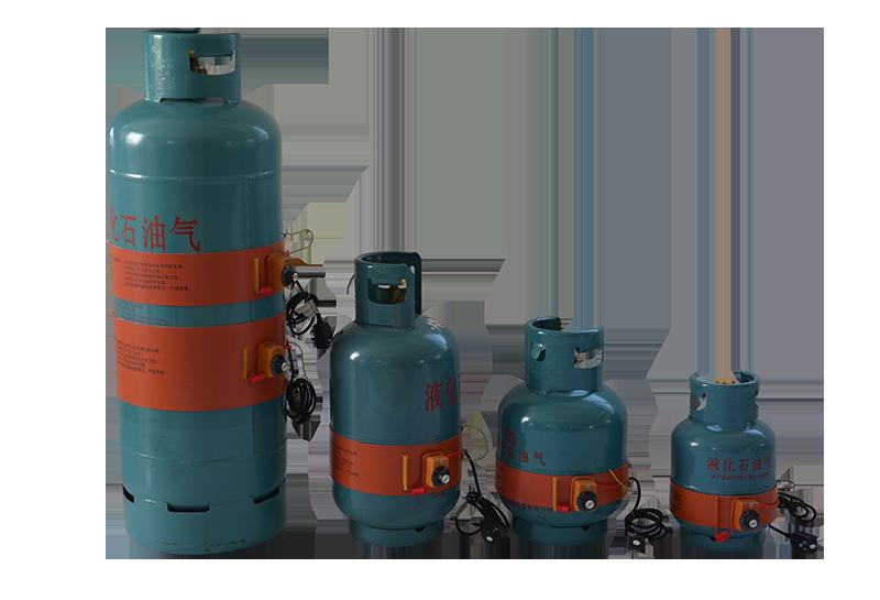 液化气罐加热带