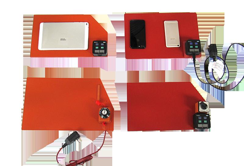 手机拆屏加热板